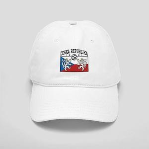 Ceska Republika Soccer Cap