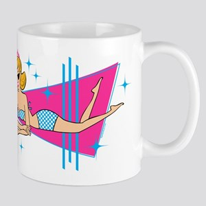 Beachy Keen 60th Birthday Mug