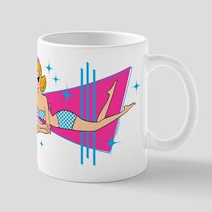 Beachy Keen 60th Birthday Mug