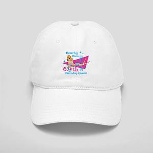 Beachy Keen 60th Birthday Cap