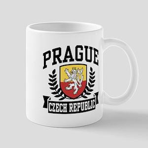 Prague Czech Republic Mug