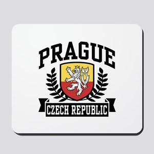 Prague Czech Republic Mousepad