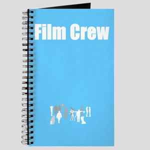 """Film Crew"" Journal - Baby Blue"
