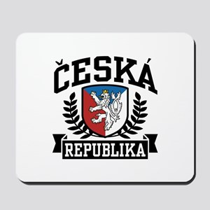 Ceska Republika Mousepad