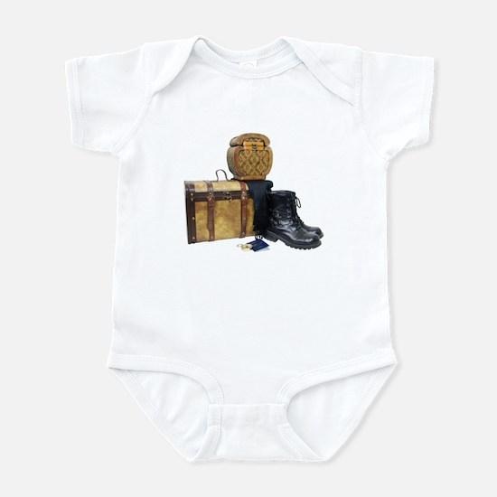 Traveling Cases Infant Bodysuit