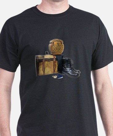 Traveling Cases T-Shirt