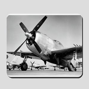 P-47 Ready To Go Mousepad