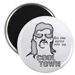 Cool Town Magnet