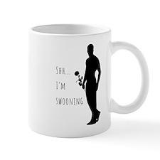 Shh...I'm Swooning Mugs