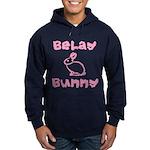 Belay Bunny Hoodie (dark)