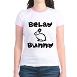 Belay Bunny Jr. Ringer T-Shirt