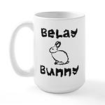 Belay Bunny Large Mug
