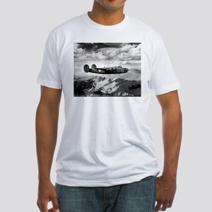 B-24 Flying High Fitted T-Shirt