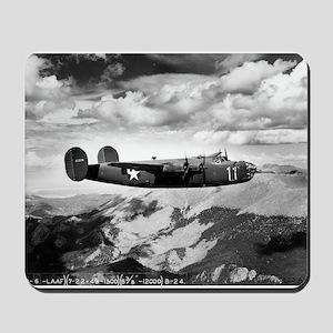 B-24 Flying High Mousepad