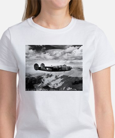 B-24 Flying High Women's T-Shirt