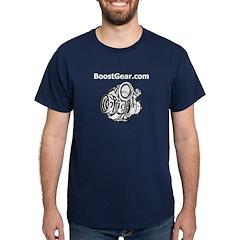 Cartoon Turbo - T-Shirt by BoostGear.com