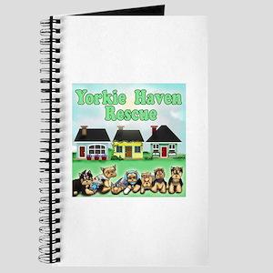 Yorkie Haven Rescue Journal