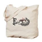 Fade To Tote Bag