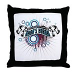 That's Normal Throw Pillow