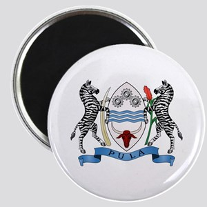 Botswana Coat of Arms Magnet