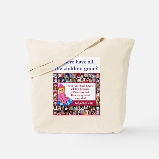 Lost Boys & Girls Tote Bag