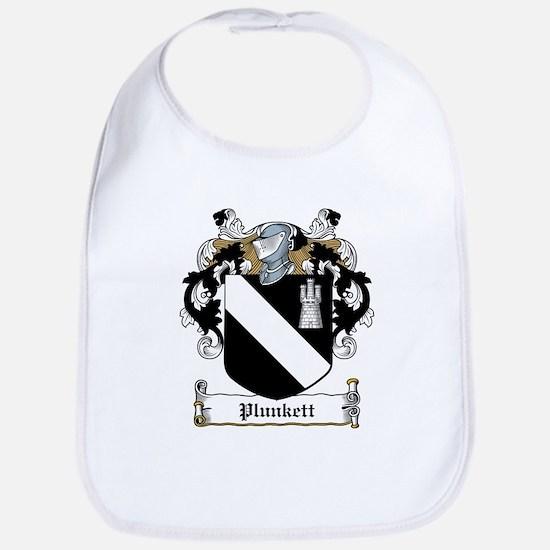Plunkett Family Crest Bib