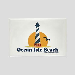 Ocean Isle Beach NC - Lighthouse Design. Rectangle