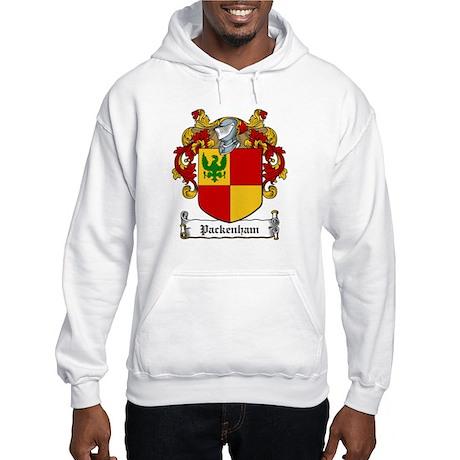 Packenham Family Crest Hooded Sweatshirt