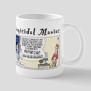 """""""Domicidal Maniac"""" Mug"""