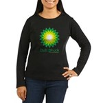 bp Women's Long Sleeve Dark T-Shirt