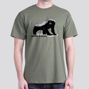 Honey Badger Dark T-Shirt