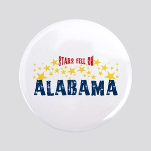 "Stars Fell on Alabama 3.5"" Button"