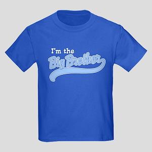 I'm The Big Brother Kids Dark T-Shirt