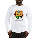 O'Sullivan Family Crest Long Sleeve T-Shirt