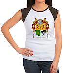 O'Sullivan Family Crest Women's Cap Sleeve T-Shirt