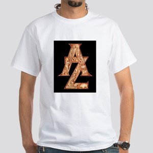 AZ 1 WEBSITE BROWN T-Shirt
