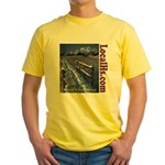 Find Your Way Yellow T-Shirt