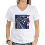 Find Your Way Women's V-Neck T-Shirt
