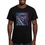 Find Your Way Men's Fitted T-Shirt (dark)