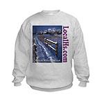 Find Your Way Kids Sweatshirt