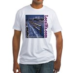 Find Your Way Fitted T-Shirt