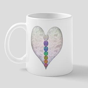 Chakra Hearts Mug
