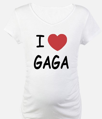 I heart gaga Shirt