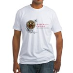 Most Holy Redeemer Fitted T-Shirt