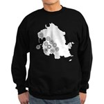 Dharma Station Identification Sweatshirt (dark)
