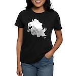 Dharma Station Identification Women's Dark T-Shirt