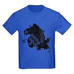 Dharma Station Identification Kids Dark T-Shirt