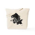 Dharma Station Identification Tote Bag