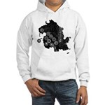 Dharma Station Identification Hooded Sweatshirt
