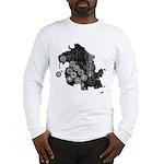 Dharma Station Identification Long Sleeve T-Shirt